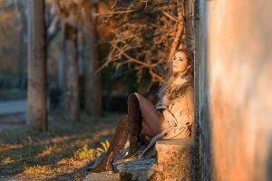 Retratos/sun