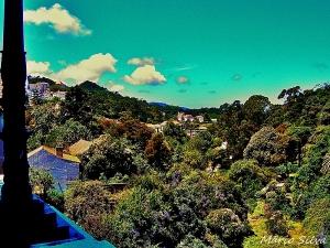 Gentes e Locais/Sintra, mar de verdes