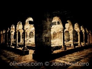 História/claustro da Sé de Lamego - outra versão