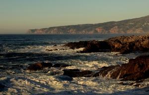 Paisagem Natural/Mar Encrespado