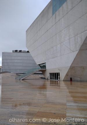 Arquitetura/Casa da Música