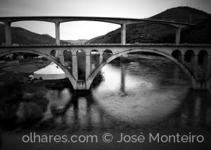 Arquitetura/pontes da Régua
