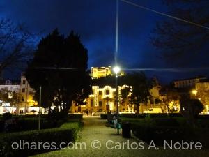 Arquitetura/Luzes no Castelo