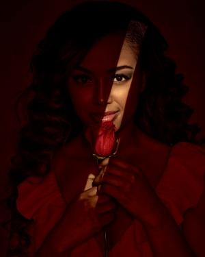 Retratos/Red Rose 2.0