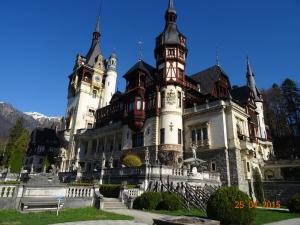 /palácio dos Peles/Roménia...