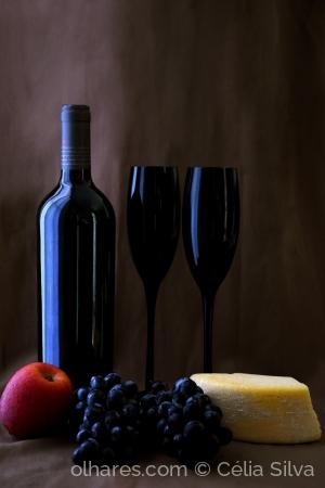 """/""""Bons amigos, bons vinhos, boas lembranças."""""""
