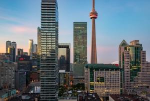 /Amanhecer em Toronto