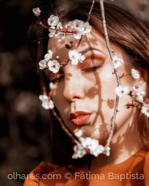 Retratos/Flores da minha Primavera