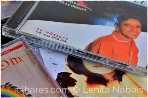 Macro/CD'S DE MÚSICA