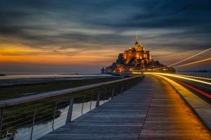 Paisagem Natural/Mont Saint-Michel