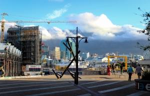 Paisagem Urbana/Zona portuária da Cidade do Cabo