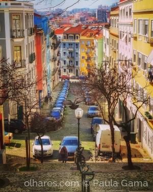/Ruas de Lisboa...