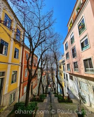 Paisagem Urbana/Ruas de Lisboa...(2)