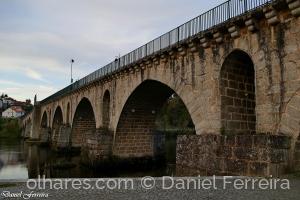Arquitetura/Ponte, de Ponte da Barca