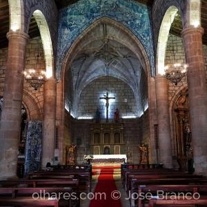 """Gentes e Locais/""""Igreja Matriz de Santa Maria Maior."""""""