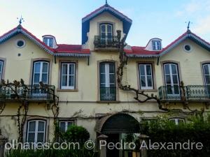/Uma casa em Sintra