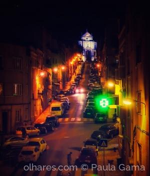 Paisagem Urbana/Passeio nocturno