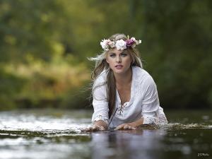 Retratos/Água...
