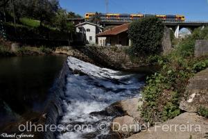 Gentes e Locais/Açude do rio Leça