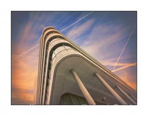 Paisagem Urbana/cloud building