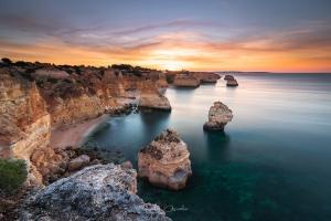 Paisagem Natural/Praia da Marinha | Algarve