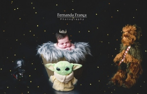 Retratos/May the Fourth Be with You