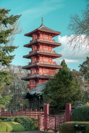 Arquitetura/le tour japonais