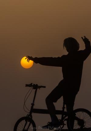 Outros/Quando dás cafuné ao pôr do sol