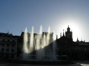Paisagem Urbana/Luz, sombra e água