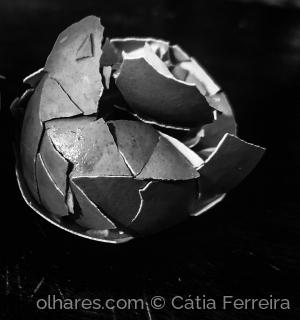 Abstrato/A casca!