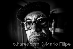 Retratos/The resilience of 87 years