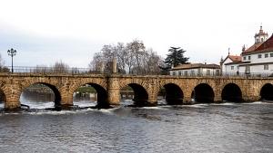 Paisagem Natural/Ponte de Trajano, Chaves