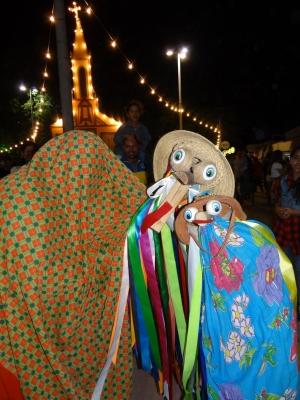 Espetáculos/Festa popula