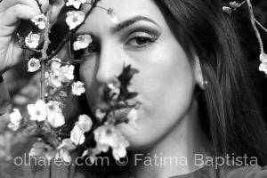 Retratos/A florir