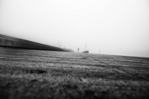 Fotografia de Rua/povo da neblina