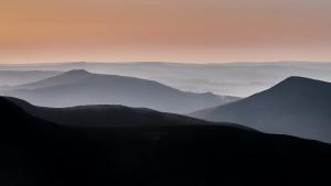 Paisagem Natural/Sunrise @ Peak District