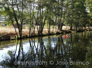 """Paisagem Natural/""""Rio Ceira."""""""