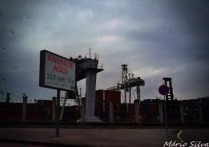 /porto de Leixões