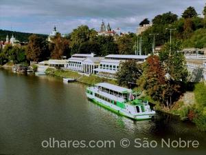 /Rio Moldava - Praga