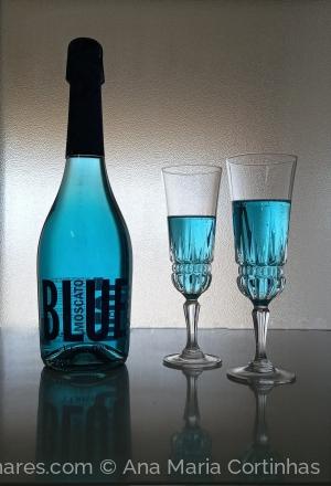 Gastronomia/Sim, é azul.....    (Pf ler)