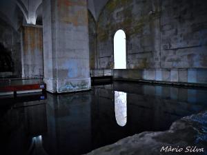 /Cisterna das Amoreiras, Mãe d'água