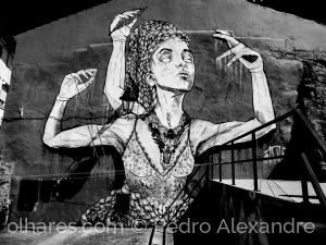 /Arte urbana na Covilhã