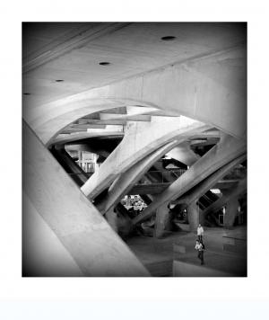 Gentes e Locais/Pela Gare Oriente