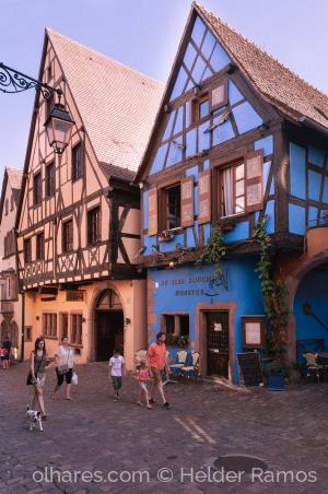 Arquitetura/As Cores de Riquewihr