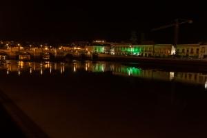 /Noite de verão de Tavira