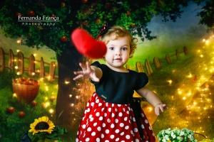 Retratos/Meu coração é teu!