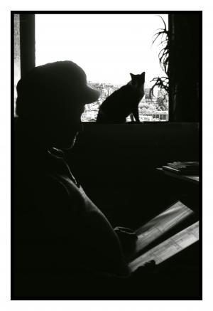 Outros/O livro e o gato......