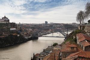 /Desde a Ponte do Infante, Porto