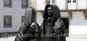 /Miranda do Douro - Monumento ao Mirandense