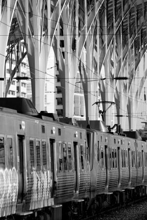 Paisagem Urbana/Comboio